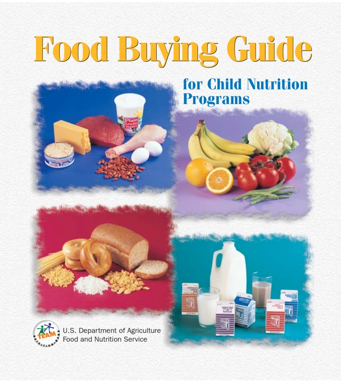 school nutrition programs rh tn gov food buying guide 2018 food buying guide powerpoint