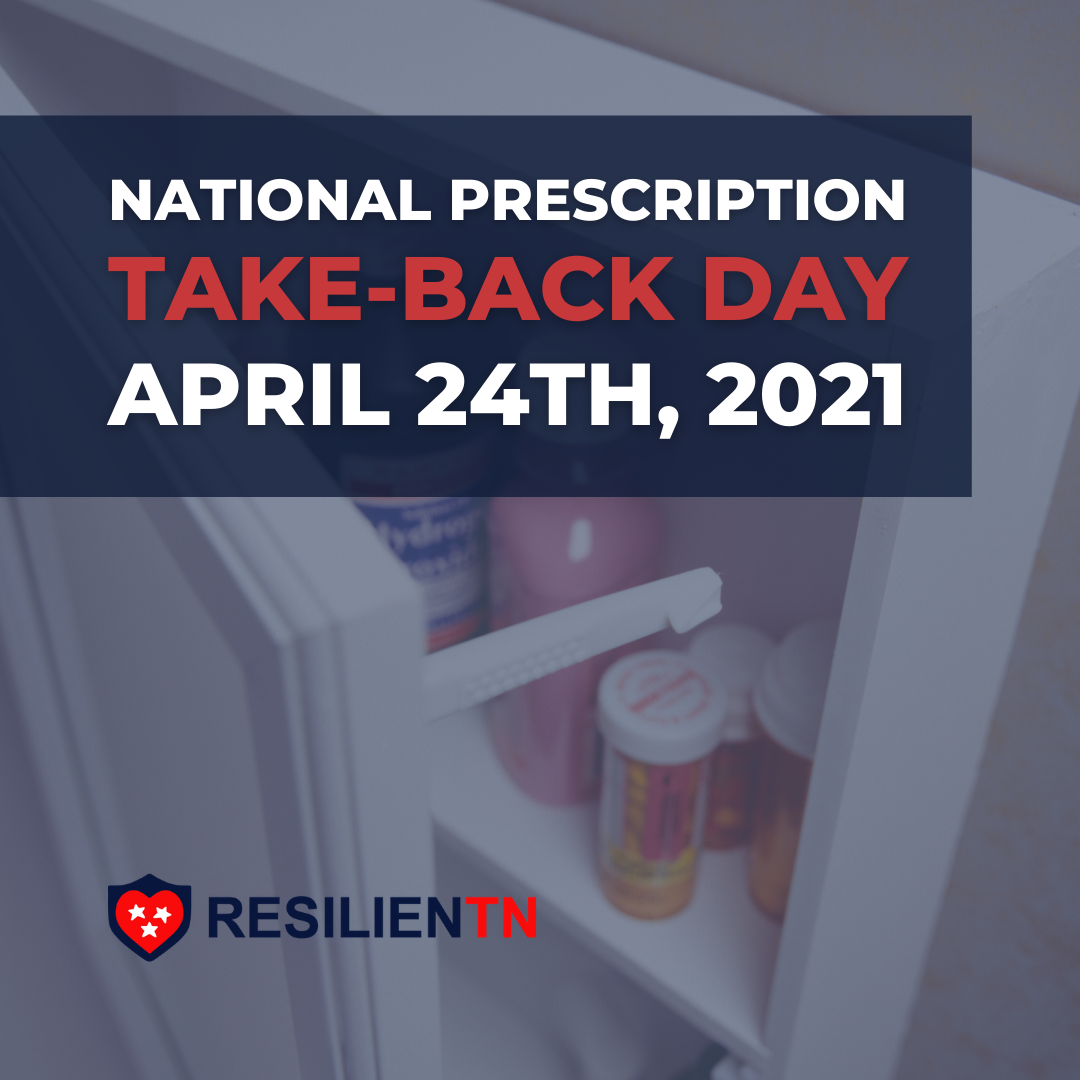 Tennesseans Participate in Twentieth National Prescription Drug Take Back Day - tn.gov