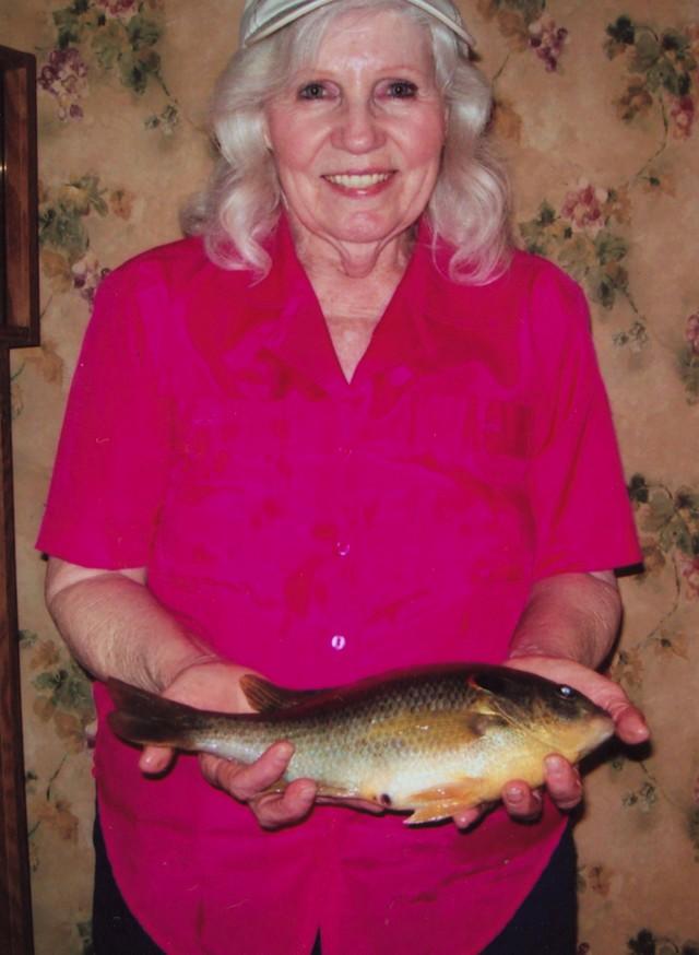 Cora Phillips 13 inch Redear Sunfish