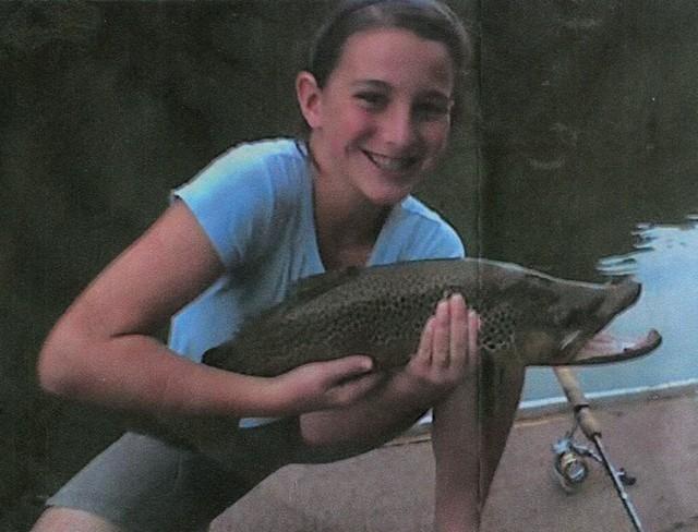 Deanna Doane 27 inch Brown Trout