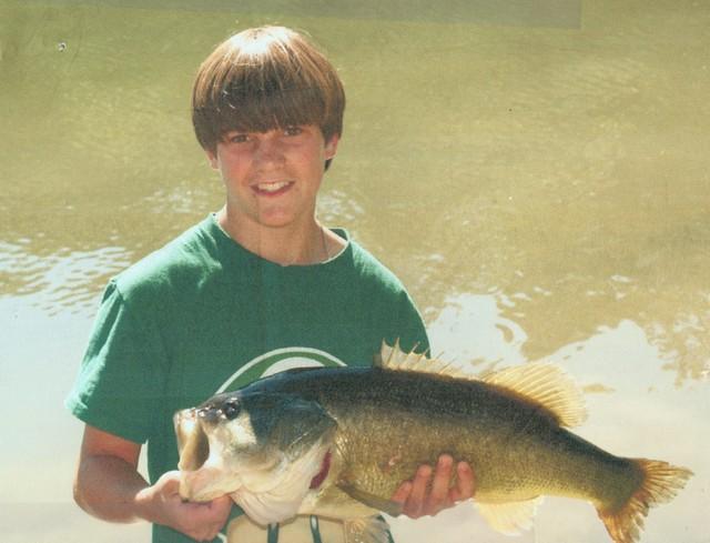 John Hagey 27 inch Largemouth Bass