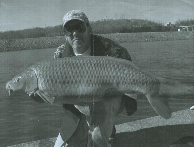 John Sabol 37.5 inch Common Carp
