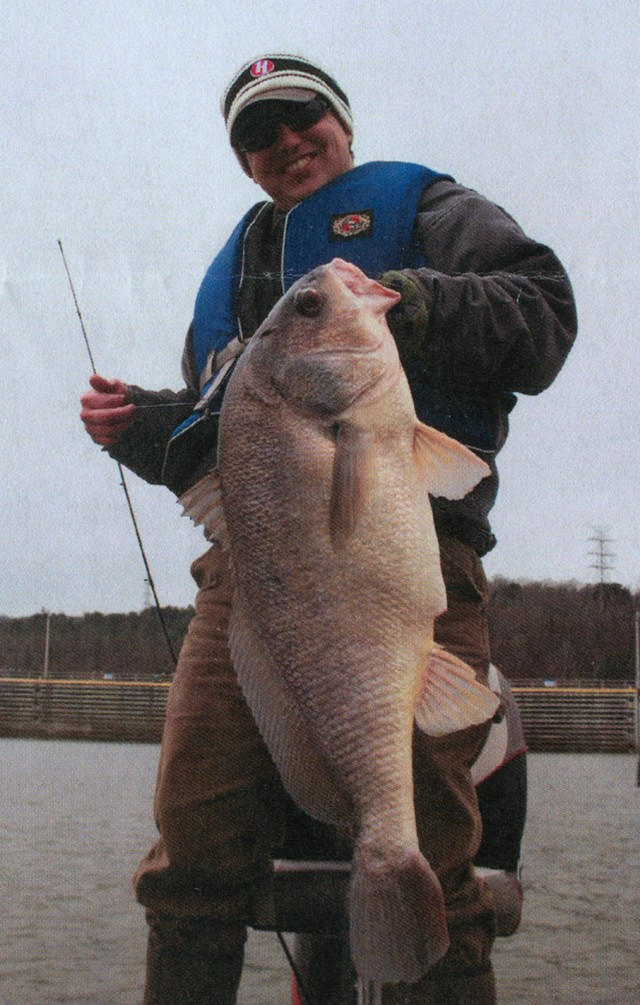 Justin Fisher 39 inch Freshwater Drum