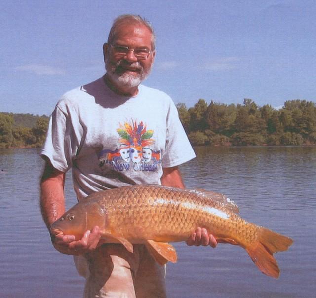Mac Gasque 35 inch Common Carp