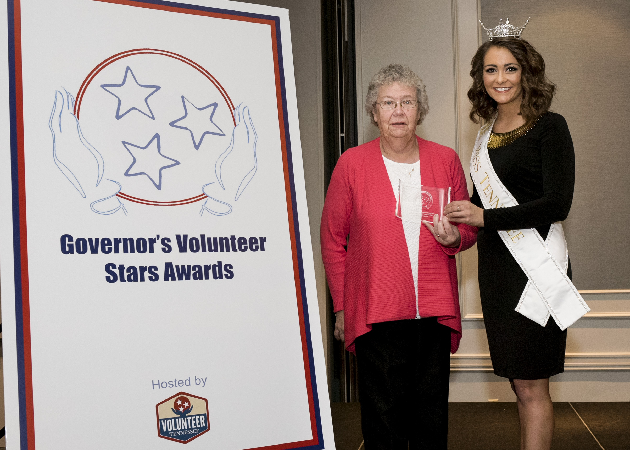 2015 GVSA | Cannon County Adult Honoree  | Yvonne Grimes