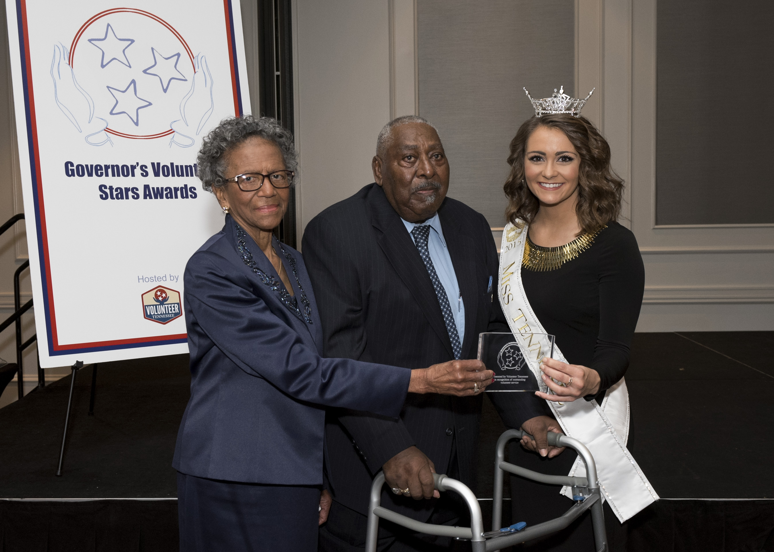 2015 GVSA | Giles County Adult Honoree  | William & Priscilla McNairy