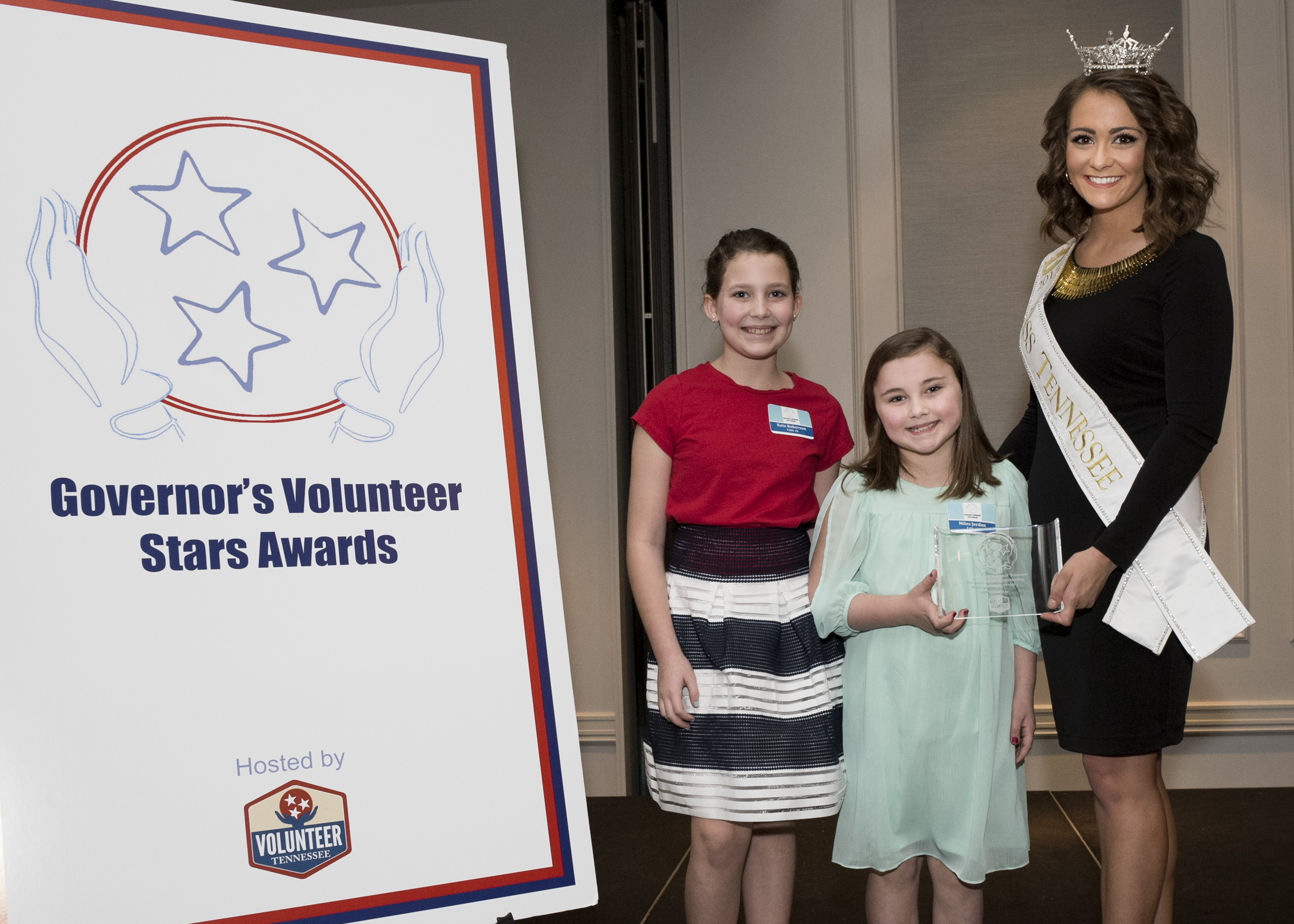 2015 GVSA | West Nonprofit Honoree  | Girl Scout Troop 43022