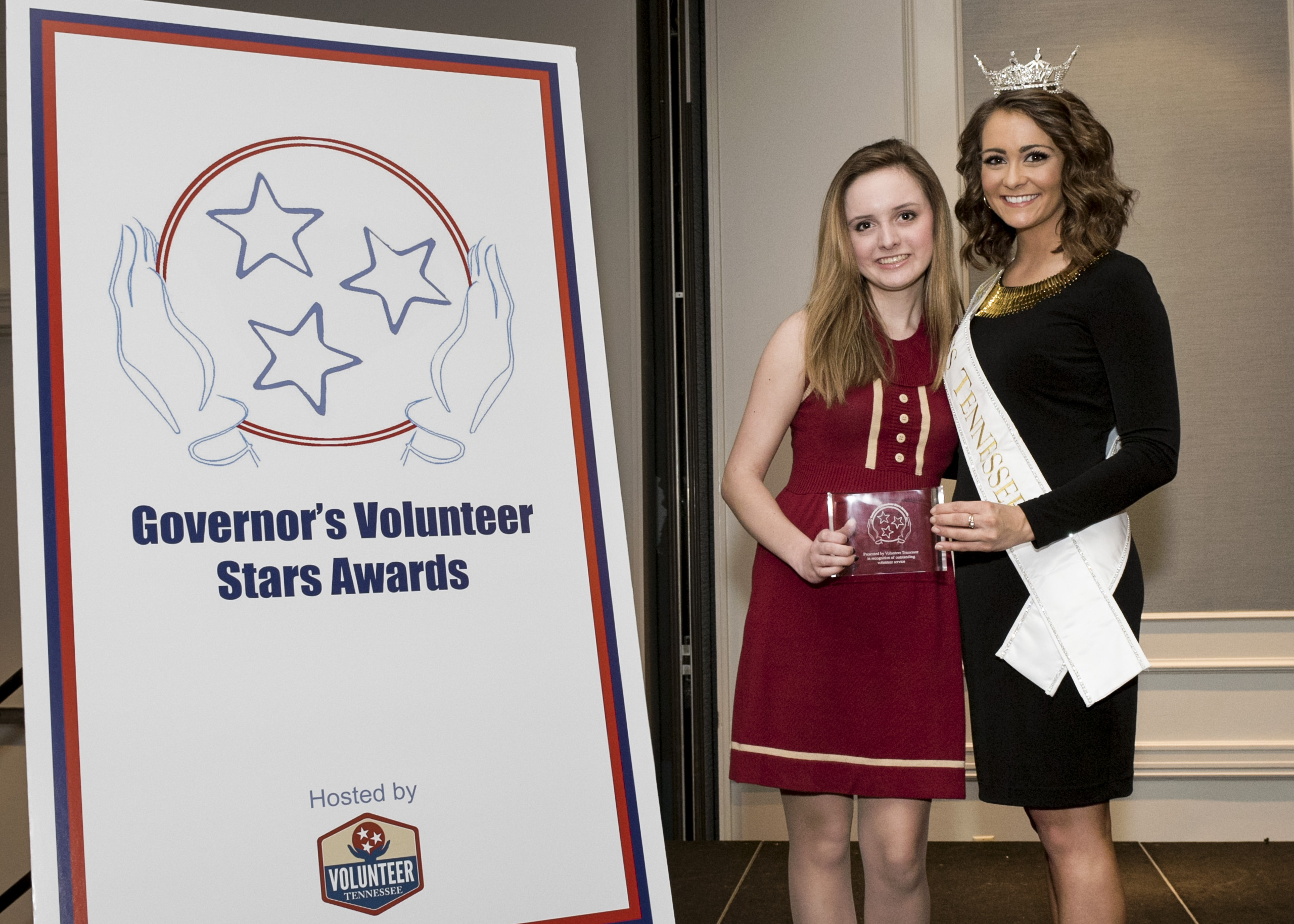 2015 GVSA | Williamson County Youth Honoree  | Diana Pope