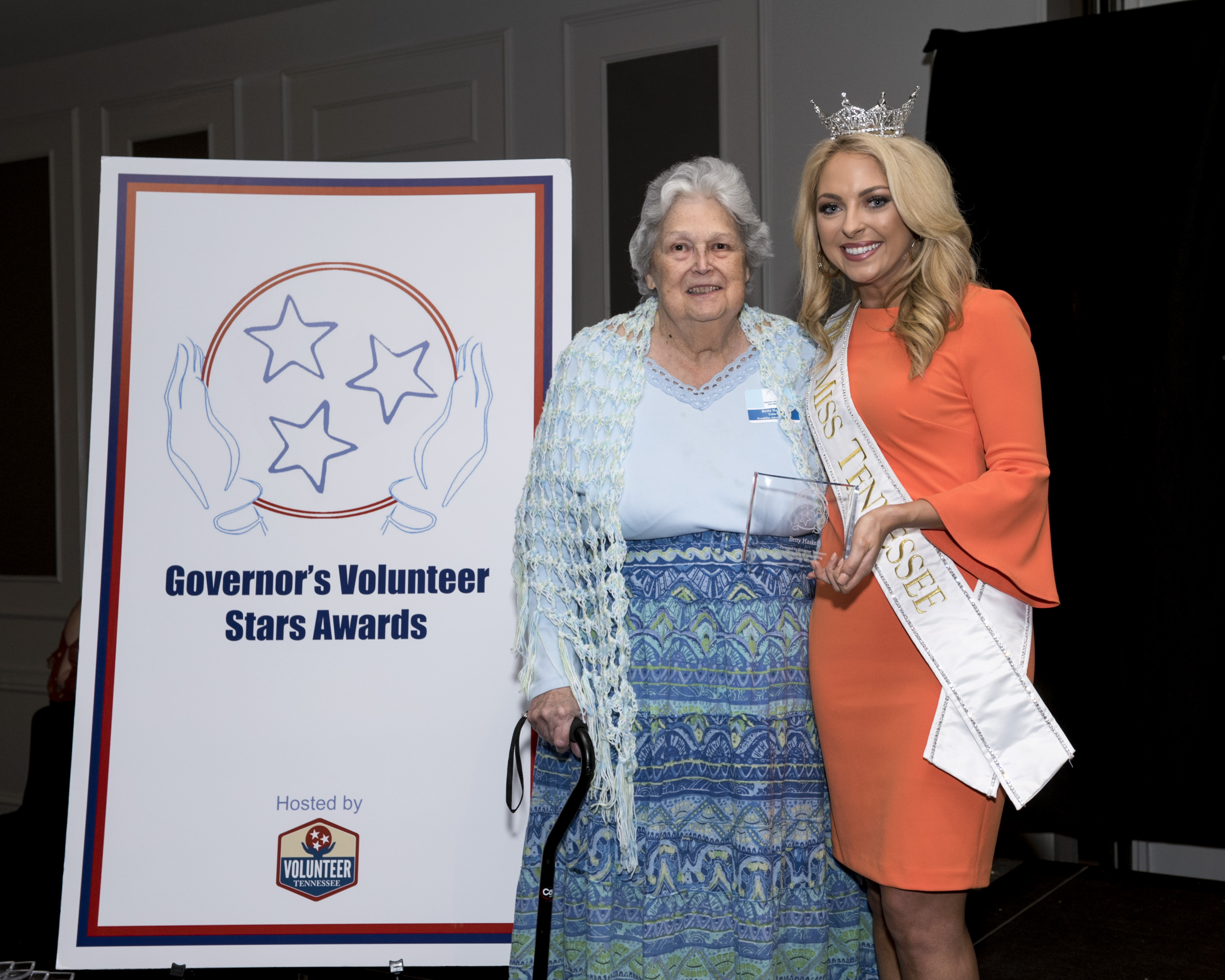 2017 GVSA | Franklin County Adult Honoree | Betty Haskell