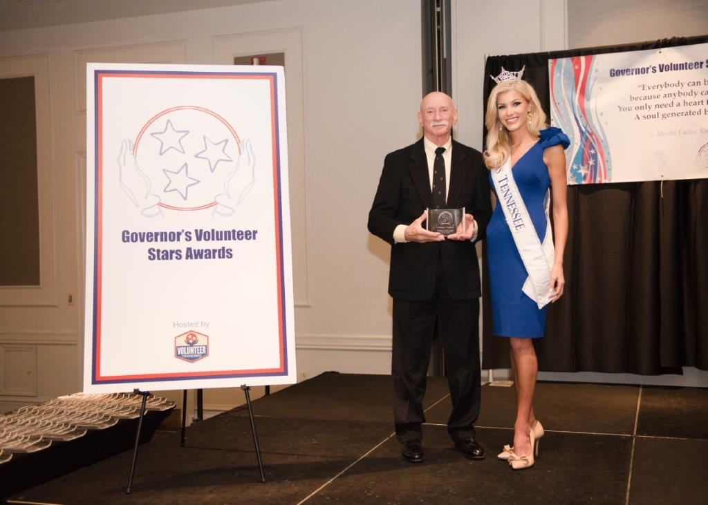 2018 GVSA | Davidson County Adult Honoree  | Anthony J. Viglietti