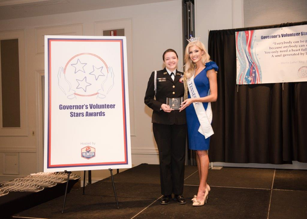 2018 GVSA | Hawkins County Youth Honoree  | Heather Whitt