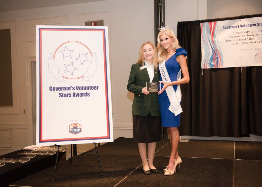 2018 GVSA | Union County Youth Honoree | Savannah Jones