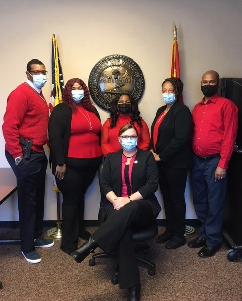 National Wear Red Day to raise awareness about heart disease