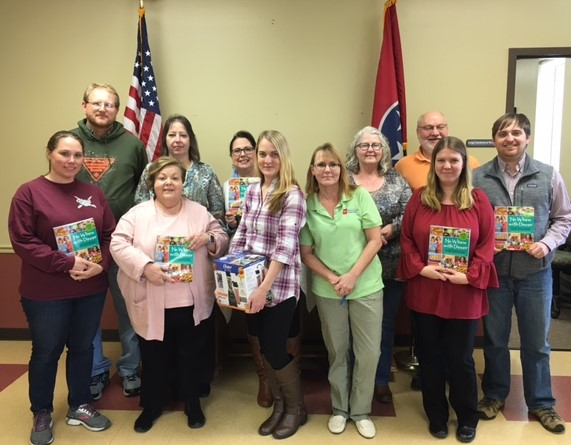 Employees in Jackson attended a Food Journaling 101 Lunch 'n Learn. They enjoyed a healthy lunch and learned food journaling tips.