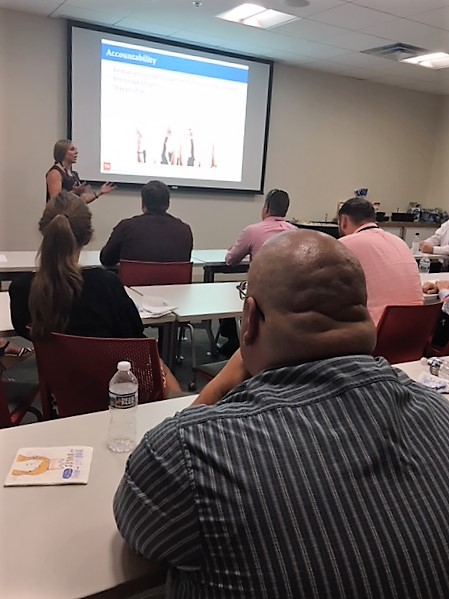 The Department of Veterans Services recently hosted the launch of their Health & Wellness Council with Wellness Chair Marki Mascolo and Commissioner Many-Bears Grinder.