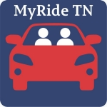 MyRide Tennessee Statewide Base Logo