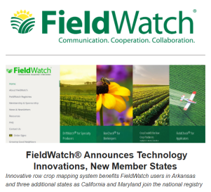Fieldwatch News