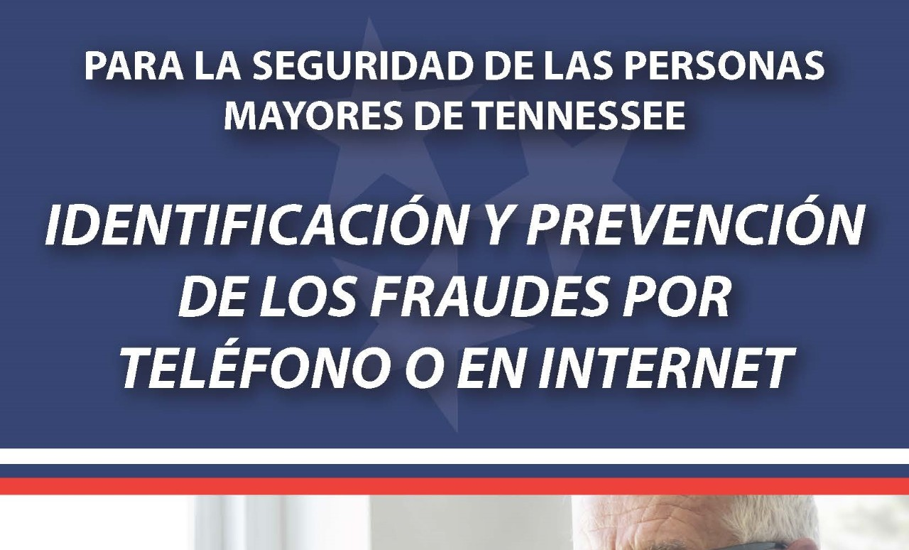 (Spanish) Phone And Internet Scams Brochure