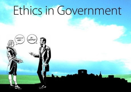 ethics in government abe and george