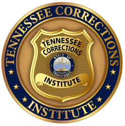 Tennessee Corrections Institute Badge