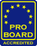 Pro Board Accredited