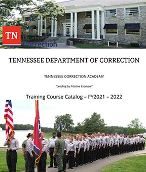 Tennessee Correction Academy Training Catalog