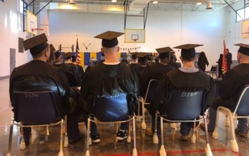 Deberry Special Needs Facility Hosts Graduation