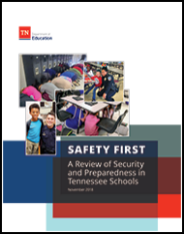 Safety First: A Review of Security and Preparedness in Tennessee Schools