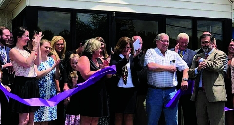 Scott County FJC Grand Opening