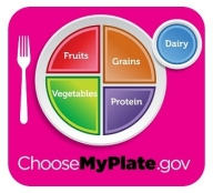 image of Choose My Plate .gov