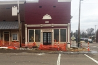 photo of redevelopment of downtown Camden, Benton County