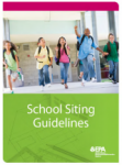 School Siting Guidelines cover page