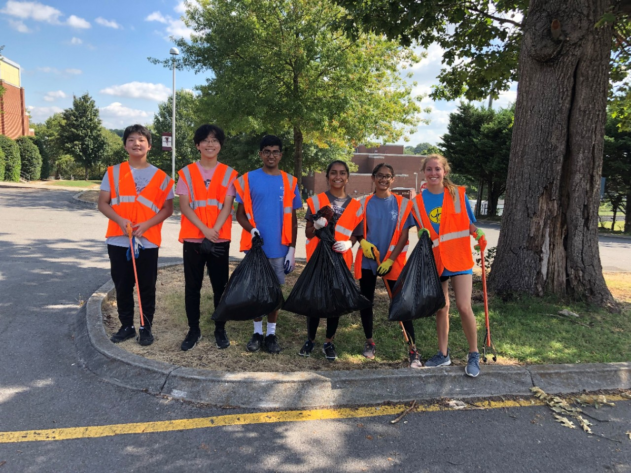North Knoxville Cleanup