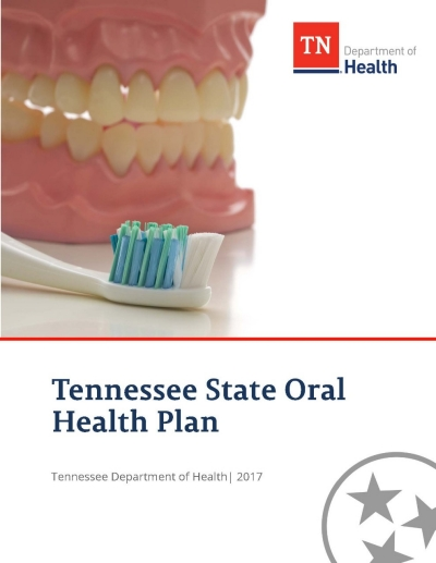 state oral health plan cover image