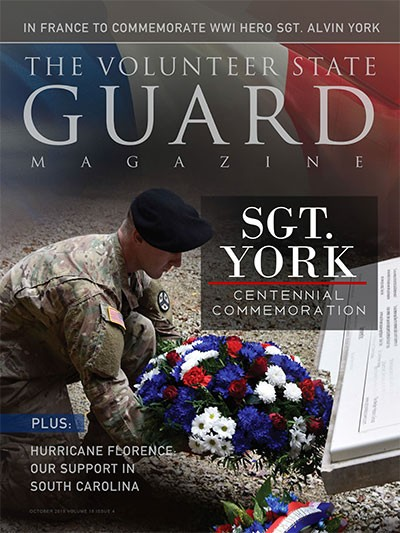The Volunteer State Guard Magazine Vol. 18, issue 4