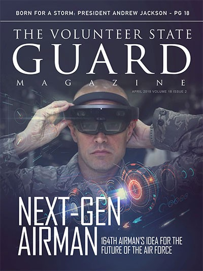 Cover Image of The Volunteer State Guard Magazine Vol. 18, Issue 2