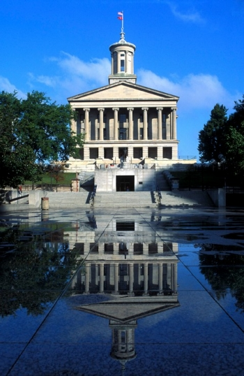 Tennessee State Capitol, Nashville, Tennessee | The ...  |Tennessee State Capital