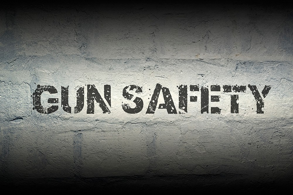 Sales Tax Holiday - Gun Safes & Safety Equipment