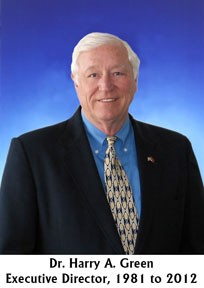 Dr. Harry A. Green, Executive Director 1981 to 2012