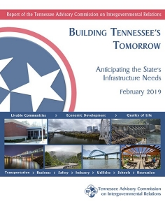 Building Tennessee's Tomorrow February 2019 Cover