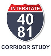Interstate 40 and 81 Corridor Study