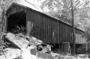 Paint Rock Creek Bridge