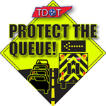 Protect the Queue Logo
