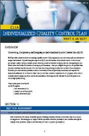 Brochure-13_-_CLIA_IQCP-What_is_an_IQCP