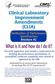 CLIA_Brochure-2_-_Verification_of_Performance_Specifications