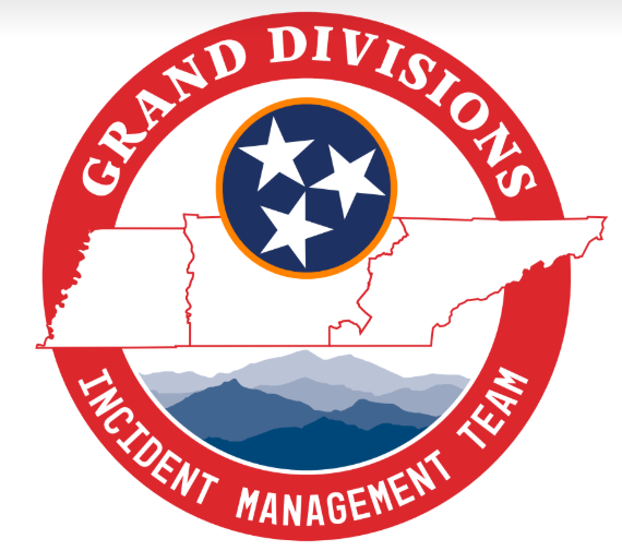 Grand Divisions Incident Management Team logo