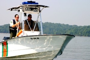 TWRA Boating Regulations