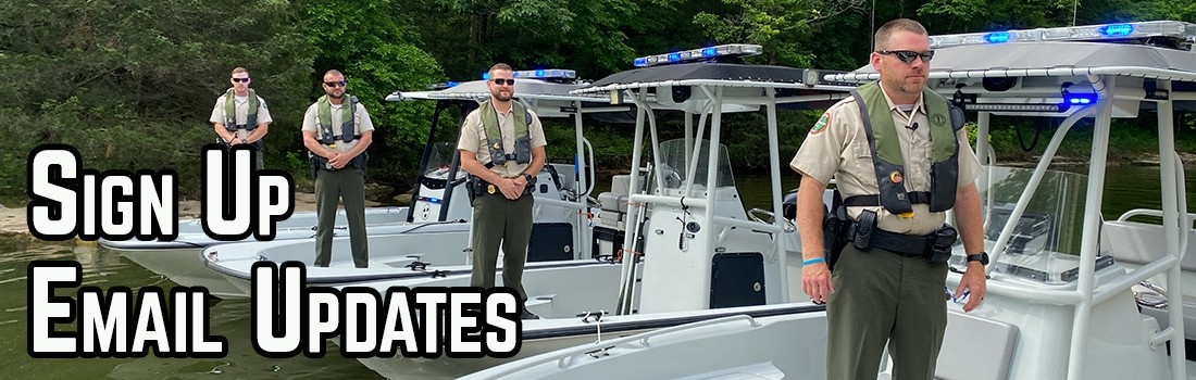 Twra law enforcement for Twra fishing report