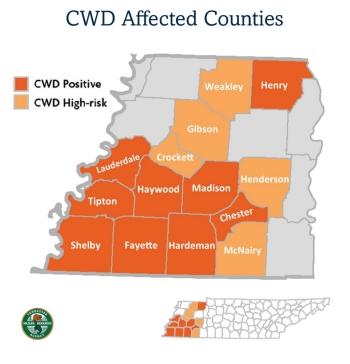 Transportation Rules for CWD