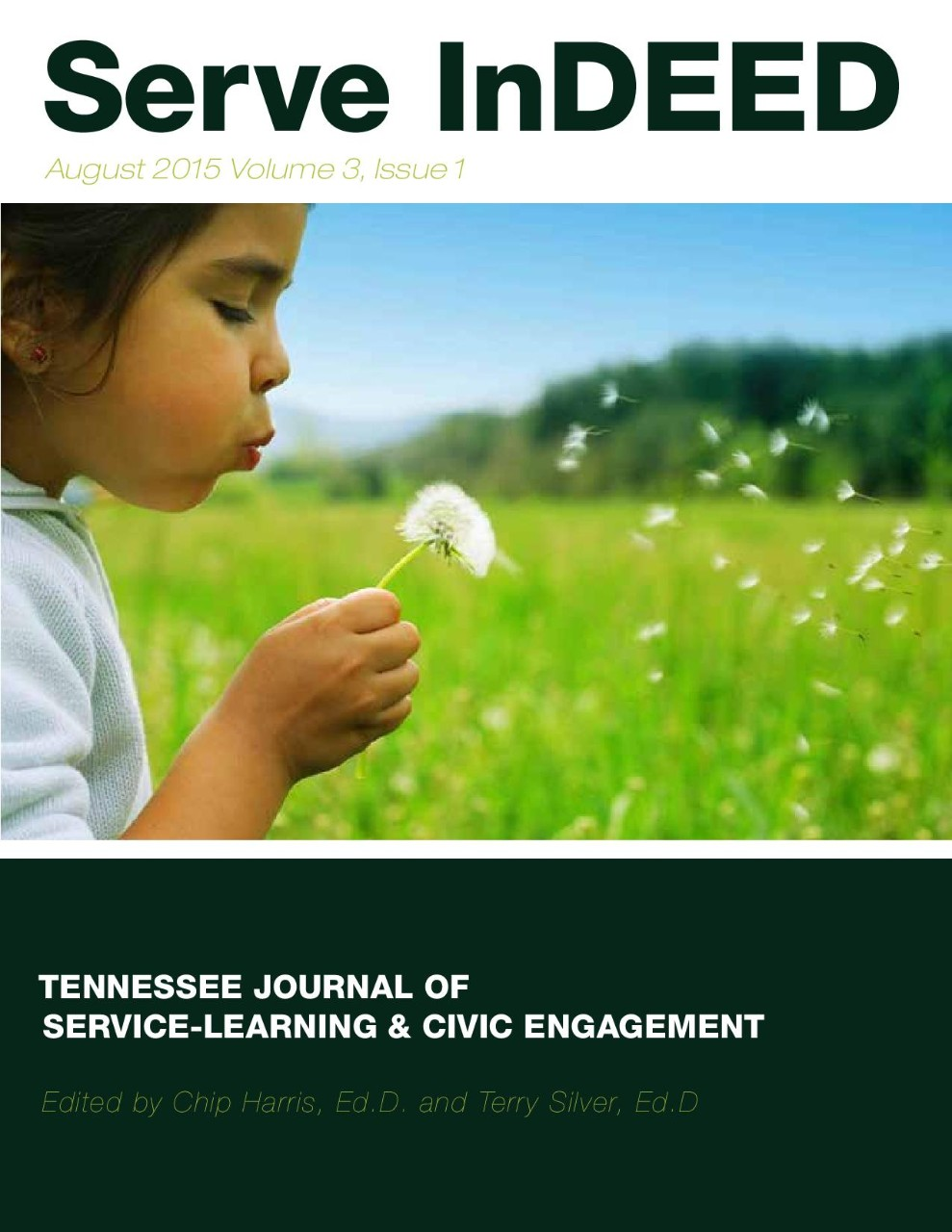 Tennessee Journal of Service-Learning and Civic Engagement Vol3